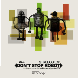 Struboskop feat. Violetta Parisini – Don't Stop Robot (official video) HD